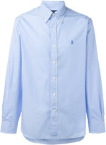 Polo Ralph Lauren button-down striped shirt - men - Cotton - 16