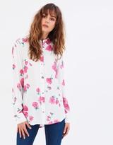 Warehouse Delia Floral Shirt