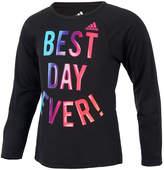 adidas Best Day Ever ClimaLite T-Shirt, Big Girls