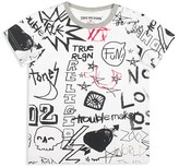 True Religion Boys' Funk It Up Tee - Little Kid
