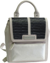 Adrienne Landau Ibiza Midtown Backpack Satchel
