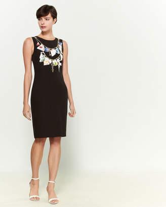 Moschino Accessory Shift Dress