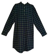 Lee Valley Men's Flannel Nightshirt