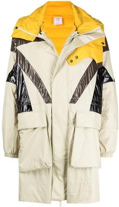 Li-Ning Colour-Block Padded Coat