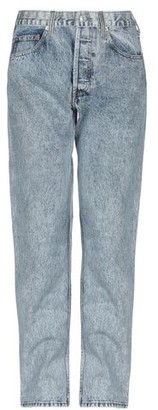 Balenciaga Denim trousers