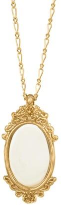 Dua Adorned Gold You'Re Beautiful Necklace