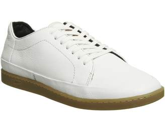 Original Penguin Luper Sneakers Off White Leather