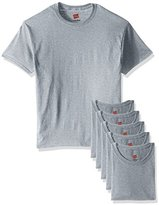 Hanes Men's Ecosmart T-Shirt (Pack of 6)
