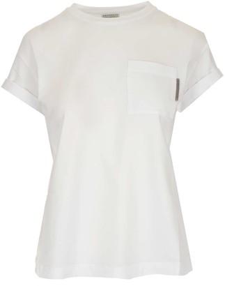 Brunello Cucinelli Pocket T-Shirt