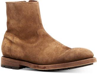 Frye Men Bowery Inside Zip Boots Men Shoes