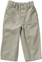 Jo-Jo JoJo Maman Bebe Twill Trousers (Baby) - Stone-18-24 Months