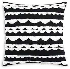 Kate Spade Scallop Row Decorative Pillow, 18 x 18