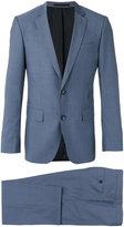 HUGO BOSS two piece suit - men - Cupro/Virgin Wool - 48
