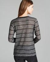 LnA Top - Sable Stripe