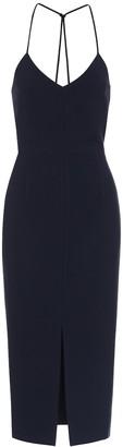 Roland Mouret Cannock stretch-crepe dress