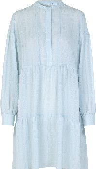 Samsoe & Samsoe Margo Shirt Dress - Plein Air - Size XS (UK 8-10)