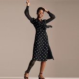 Tommy Hilfiger Zendaya Adaptive Polka Dot Dress