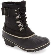 Sorel Women's 'Winter Fancy Ii' Waterproof Lace-Up Boot