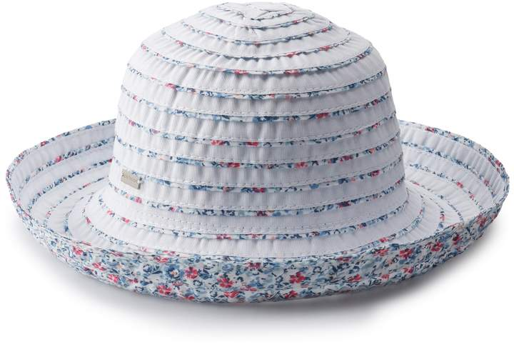2c2568b04a295e White Cotton Sun Hat - ShopStyle