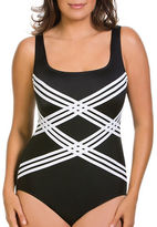 Longitude Colorblock One-Piece Swimsuit