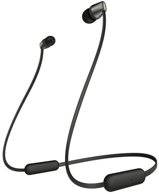 Sony Wireless In-Ear Headphones Black