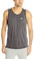Asics Men's Shosha Stripe Performance Tank Top