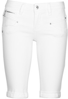 Freeman T. Porter Freeman T.Porter BELIXA SUPER STRETCH women's Shorts in White