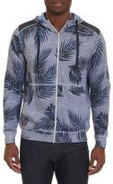 Robert Graham Men's Print Zip Hoodie