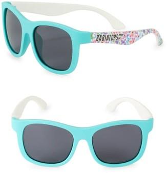 Babiators Girl's 45MM Navigator Butterfly Sunglasses