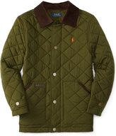 Ralph Lauren Boys' Quilted Corduroy Jacket