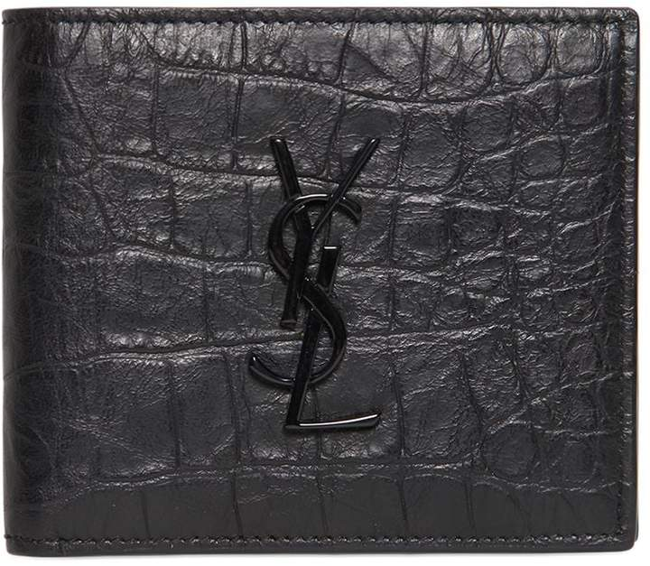 61177f94eb4 Saint Laurent Men's Wallets - ShopStyle