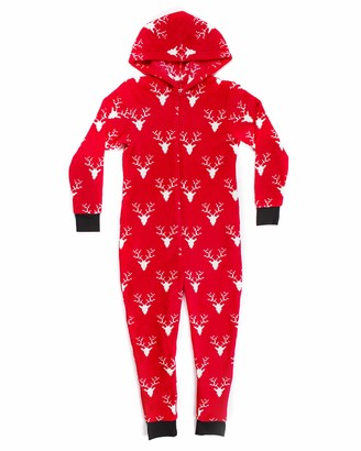 Joe Boxer Big Boy's Grandmas Knit Onesie Sleepwear