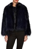 Tasha Tarno Black Silver Fox Jersey Jacket