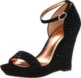 BCBGeneration Women's Glamm Wedge Sandal