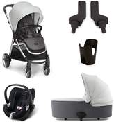 Mamas and Papas Armadillo Flip XT2 5 Piece Bundle (pushchair, Carrycot, Car Seat, Adaptor & Cupholder)