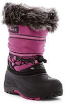 Kamik Amarok Faux Fur Snow Boot (Toddler & Little Kid)
