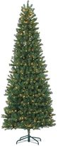 Sterling 9' Natural Cut Slim Montgomery Pine Artificial Christmas Tree