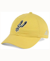 adidas San Antonio Spurs Relaxed Club Adjustable Cap