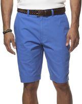 Chaps Big & Tall Classic-Fit Solid Bermuda Shorts