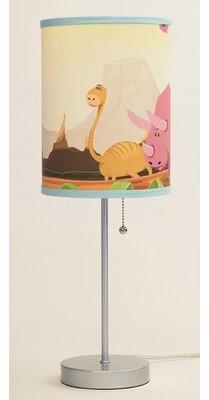 "Zoomie Kids Prehistoric Land 20"" Table Lamp"