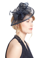 John Lewis Teardrop and Feathers Fascinator
