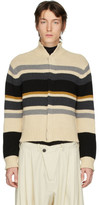 Linder Multicolor Striped Kieran Cardigan