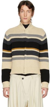 Linder Multicolor Striped Kieran Cardigan