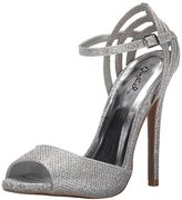 Qupid Women's GLEE-132X Dress Sandal