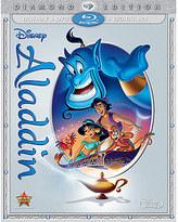 Disney Aladdin Diamond Edition Blu-ray Combo Pack