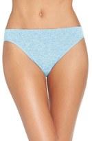 Nordstrom Plus Size Women's High Cut Bikini