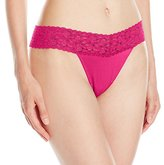 Maidenform Women's Dream with Lace Thong