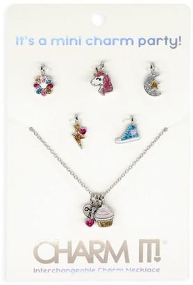 CHARM IT! 9-Piece Mini Charm Necklace Set