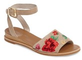 Kenneth Cole New York Women's Jory Embroidered Sandal