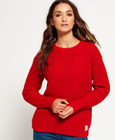 Superdry Albany Texture Knit Jumper